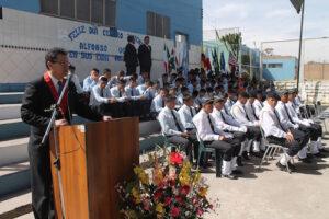 Centro juvenil Alfonso Ugarte celebra aniversario esperando nueva oportunidad
