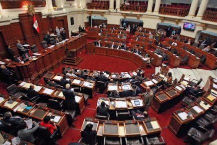 Congreso aprobó transferencia de 160 millones a gobierno regional de Arequipa