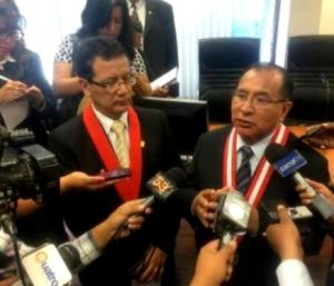 Presidente de Suprema anunció creación de 5 nuevos juzgados de flagrancia en Arequipa