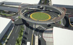 Se anunciarán rutas alternas ante la ejecución del intercambio vial en las avenidas Dolores y Los Incas