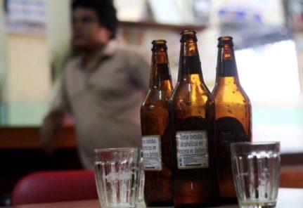 Policía detiene a ocho personas por infringir la Ley Seca en Arequipa