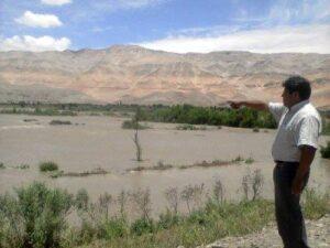 Gobierno Regional de Arequipa reubicará a 57 familias de Siguas por daños de filtraciones