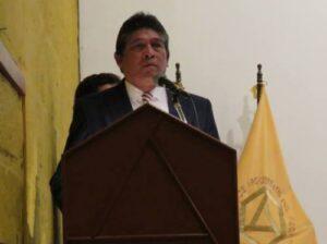Ratifican a Zacarías Madariaga como presidente del Consejo de Recursos Hídricos