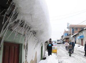 Más de 9 mil damnificados y 2 mil hectáreas afectadas en la región por bajas temperaturas