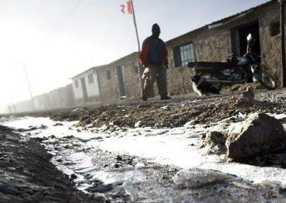 Contraloría: no entregaron todos los kits de abrigo por heladas en Arequipa