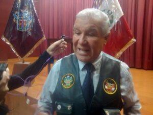 VIDEO. Gerente de Seguridad Ciudadana afirma que limpiará la ciudad de la delincuencia