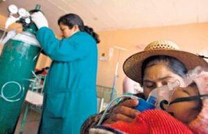 FOTOS. Hospitales inician plan de emergencia por frío que se agudiza en las alturas