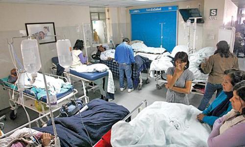 hospitales del estado
