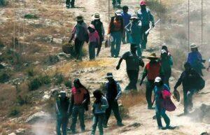 El «modus operandi» de los promotores de invasiones, nuevos «dueños» de las tierras en Arequipa