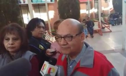 Titular del JNE Fernández Alarcón: hay que esclarecer el tema del financiamiento electoral