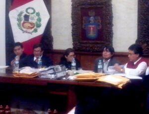 Municipalidad Provincial dio el primer paso para la licitación de rutas del SIT