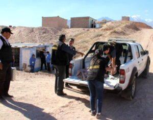 Asesinan con un bloque de cemento a menor de 14 años en el distrito de Cerro Colorado