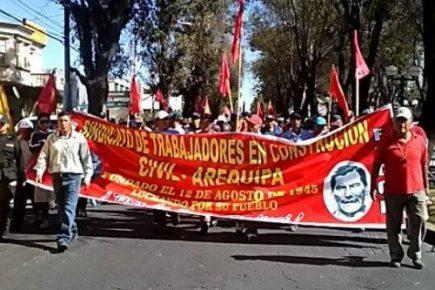 Arequipa: paro del transporte y cacerolazo en contra del incremento de la gasolina