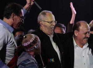 El presidente electo Kuczynski anuncia visita a Arequipa como agradecimiento por el respaldo
