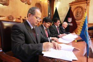 Distrito de José Luis Bustamante y Rivero se une a plan para mejorar la seguridad ciudadana