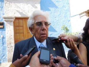 VIDEO. Ex alcalde provincial Simón Balbuena cuestiona demora de resultados de la ONPE