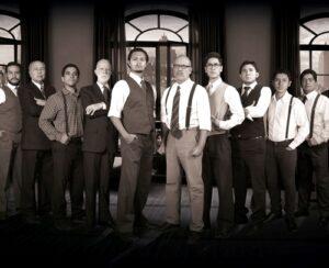 """Obra de teatro """"Doce hombres en pugna"""" será presentada en el Teatro Municipal"""