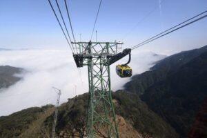 Instalarían teleférico en Valle del Colca uniendo Cruz del Condor y Cabanaconde