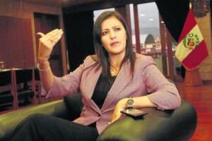 Gobernadora Osorio exige al Gobierno Central que reinicie licitación para represa Paltuture