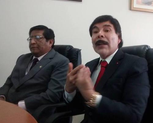 alcalde Arequipa