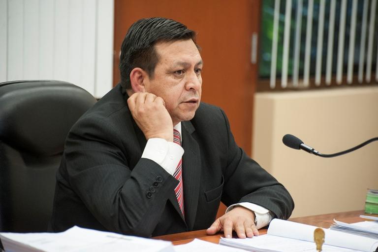 Juez Willy Fernández Gambarini