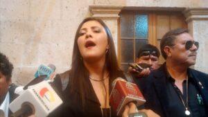 VIDEO. Gobernadora de Arequipa conversó con PPK para compensar la reducción de Canon Minero