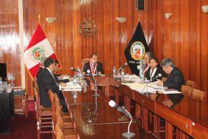 Más juzgados y cambios de salas de la Corte Superior dispuso el Consejo Ejecutivo del PJ