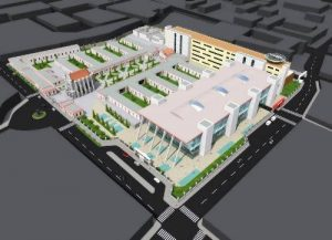 Oficializan local para nuevo hospital Goyeneche y financiamiento para otros tres