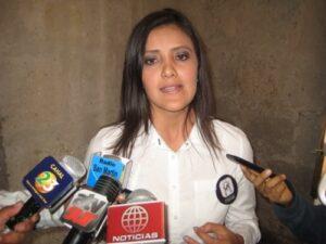 """VIDEO. Yamila Osorio: """"Las marchas son legítimas pero yo apuesto por el diálogo"""""""