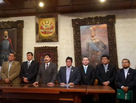 alcaldes de AREQUIPA