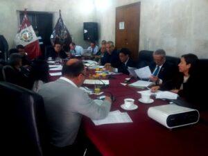 Consejo Regional forma comisión que investigará Resolución que beneficia hidroeléctrica Laguna Azul