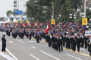 Actos oficiales por Fiestas Patrias en Arequipa da a conocer la Tercera División del Ejército
