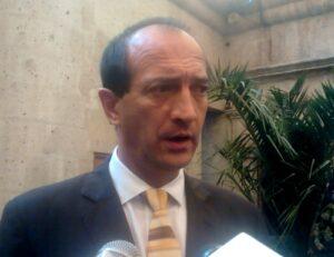 """VIDEO. Juan Carlos Eguren: """"Vamos a recibir más dinero de la minería este año"""""""