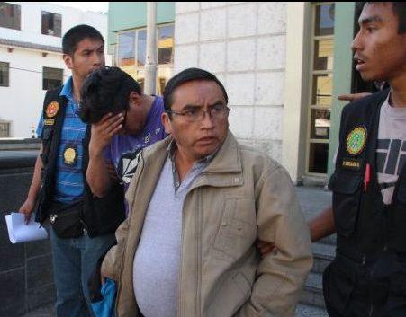 Gabino Apaza (Foto: Peru 21)