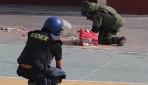 Niños se salvan de milagro luego de manipular granada dentro de aula sin que explotara