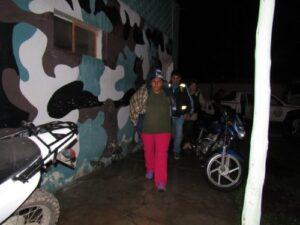 Detienen a mujer en poder de 17 kilos de marihuana en Majes
