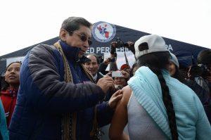 Solicitan estado de emergencia para 30 distritos de Arequipa por heladas