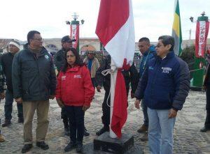 Ministros en Arequipa: Plan Multisectorial ante heladas y friaje permitió prevenir y anticipar riesgos