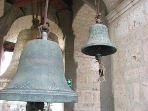 Concierto de campanas en el Centro Histórico de Arequipa este 29 y 30
