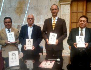 """VIDEO. Presentan libro """"Mariano Melgar, poesías completas"""" en Biblioteca Regional MVLL"""