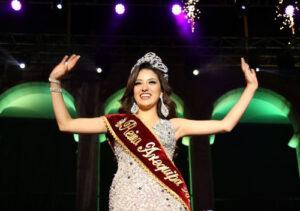 María Gracia Salas fue elegida Reina de Arequipa 2016 para presidir festejos