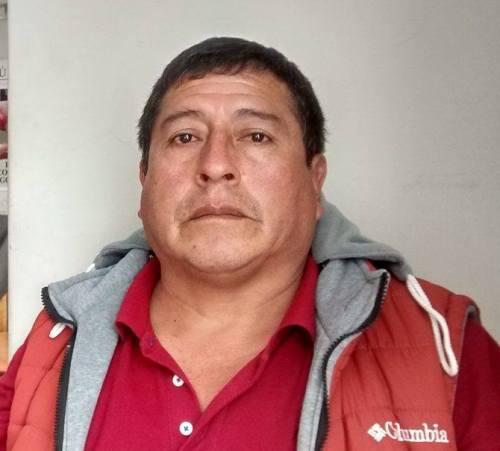 Miembro del Serenazgo Henry Del Pino Ortega .