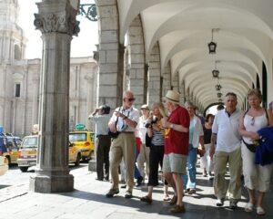 Por feriados de Fiestas Patrias Arequipa recibiría más de 20 mil visitantes