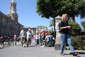 Ocupabilidad hotelera en la ciudad de Arequipa bordeará el 100% en Fiestas Patrias