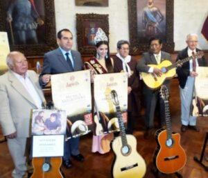 Anuncian a finalistas de Xii Concurso De Música Arequipeña Yaraví Pampeña Carnaval Y Vals