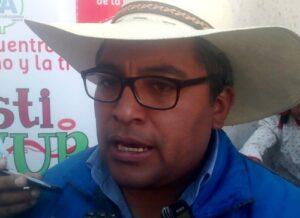 VIDEO. Alcalde de Yura se sumará a la jornada cívica contra la reducción del Canon Minero