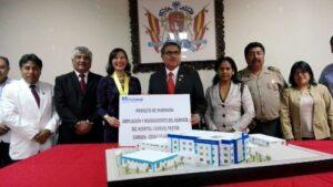 Nuevo Hospital de Essalud construirán en Camaná con inversión de cerca de 200 millones