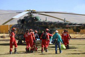 Ministro de Defensa: Puente aéreo permite llevar alimentos y trasladó 8 heridos