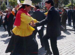 VIDEO. Se dio inicio oficial al programa de festejos por el aniversario de Arequipa