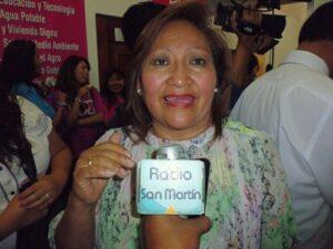 Ana María Choquehuanca: PPK cumplirá con todos sus promesas para Arequipa